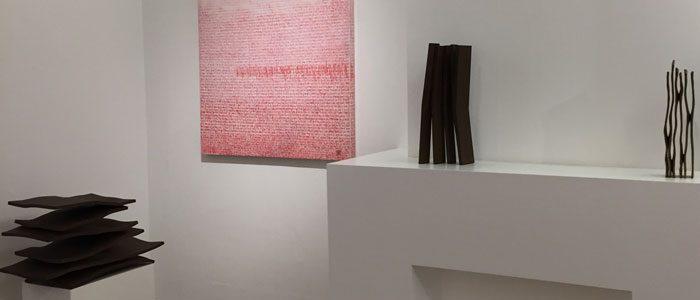 Exposition à la galerie Faider, Bruxelles – Belgique
