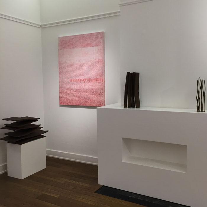 exposition la galerie faider bruxelles belgique etienne viard sculpture art acier. Black Bedroom Furniture Sets. Home Design Ideas