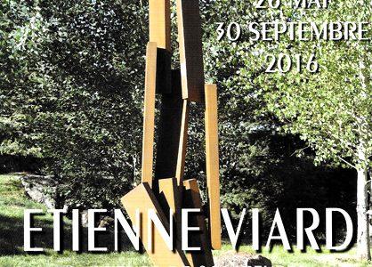 Du 28 mai au 30 septembre 2016 : parcours de sculptures
