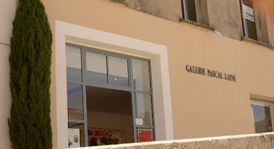 Galerie Pascal Lainé à Ménerbes