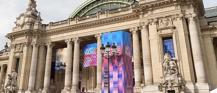 Etienne Viard présenté par la Galerie Berthet Aittouares à Art Paris du 3 au 7 avril 2019