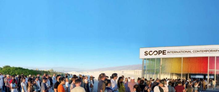 EXPOSITION SCOPE MIAMI BEACH